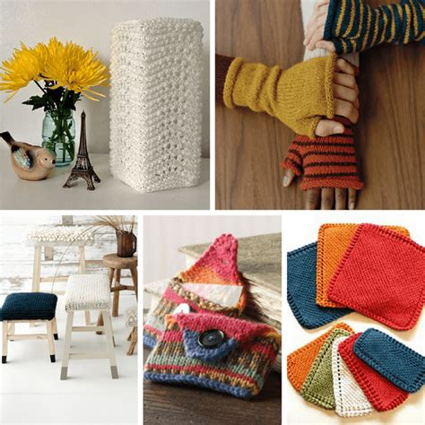 easy knit projects a roundup of 20 easy knitting projects for beginners