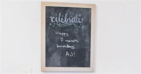 chalkboard diy signs diy chalkboard sign