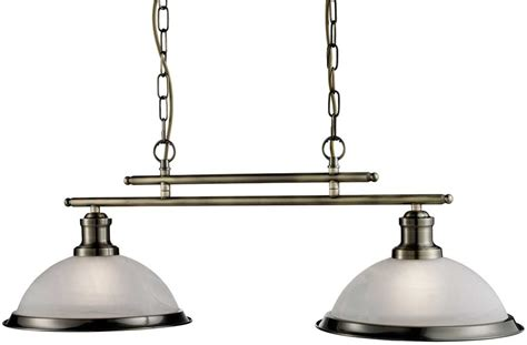 vintage pendant lights for kitchens bistro retro antique brass 2 l kitchen pendant light