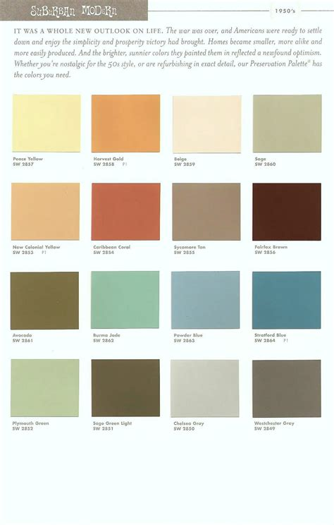 paint colors by sherwin williams sherwin williams mid century modern paint colors