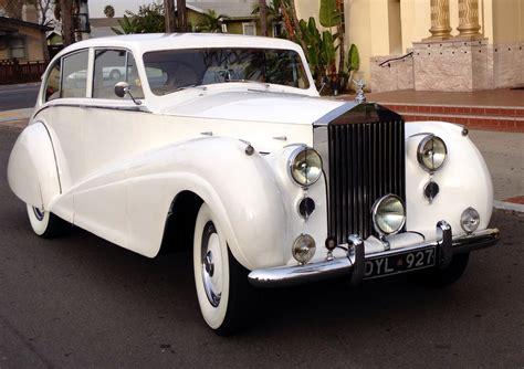 1951 Rolls Royce by 1951 Rolls Royce Silver Wraith Photos Informations