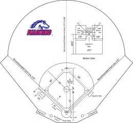softball field diagram cliparts co