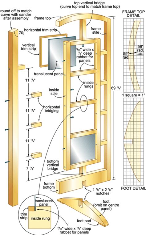 Floor To Ceiling Shoe Rack by Woodworking Plans