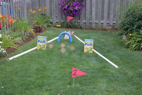 backyard mini golf backyard putt putt golf home decorating interior design