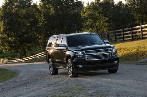 Chevrolet And Cadillac by Comparison Chevrolet Suburban Suv 2016 Vs Cadillac