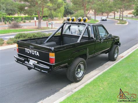 Marty Mcfly Truck For Sale by Back To The Future Marty Mcfly 1985 Toyota 4x4