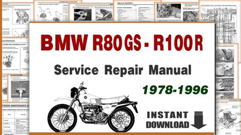 service manual repair voice data communications 1994 bmw 8 series parking system bmw e39 5 1978 1996 bmw r80g s and bmw r 100 r service repair manual youtube