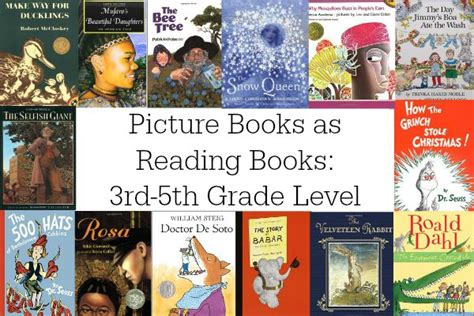 5th grade picture books reading 3rd grade books descargardropbox