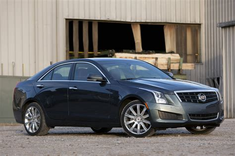 2013 Cadillac Ats Review by 2013 Cadillac Ats 3 6 Awd Review Photo Gallery Autoblog