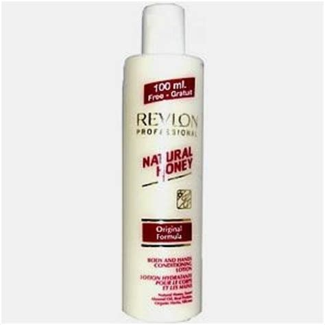 In Shower Lotion by Revlon Professional Natural Honey Original Formula 600ml