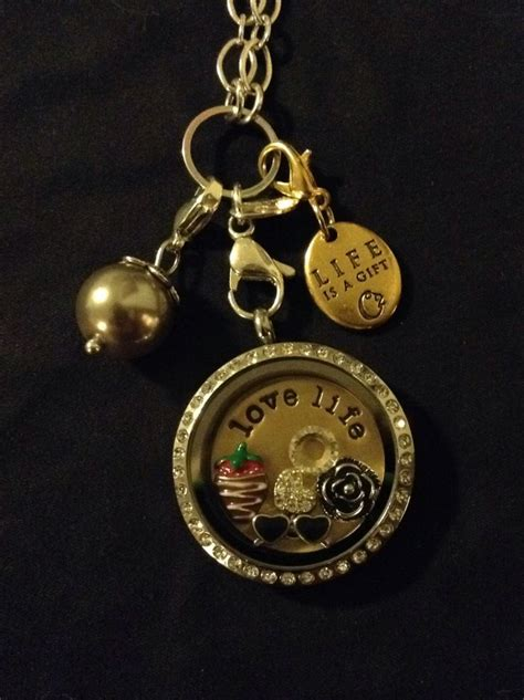 origami owl large silver locket with crystals 29 best images about origami owl living lockets on