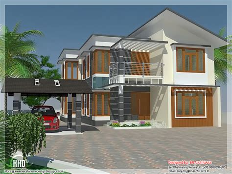 house plans in kerala with 4 bedrooms 4 bedroom house elevation with free floor plan kerala