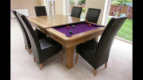 billiards dining table gallery dining room tables