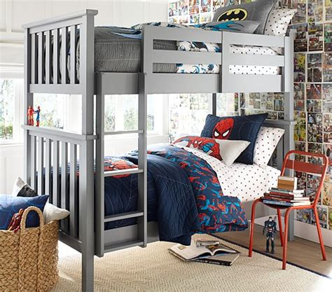 pottery barn bunk beds elliott bunk bed pottery barn