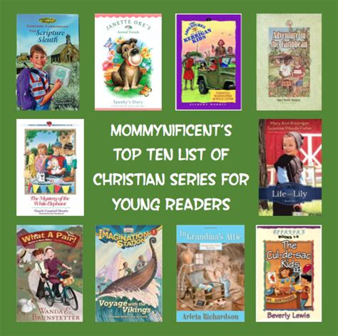 christian picture books our top ten list of christian book series for
