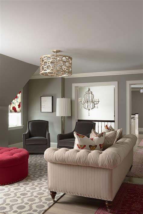 best paint color for living room with grey furniture grey walls contemporary living room benjamin