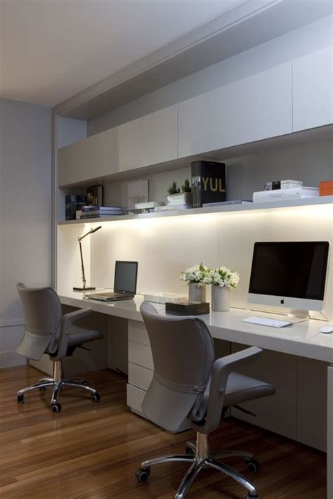 it office design ideas best 25 home office setup ideas on small