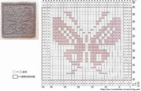 butterfly knitting chart 4 butterfly panels to knit knitting kingdom