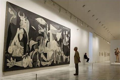 picasso paintings in madrid 78 best ideas about guernica on picasso