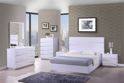 stirling bedroom furniture stirling bed in white high gloss 26313 furniture in