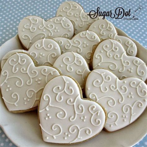 decorate cookies sugar best 25 wedding cookies ideas that you will like on