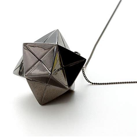 jewelry origami design origami jewelry