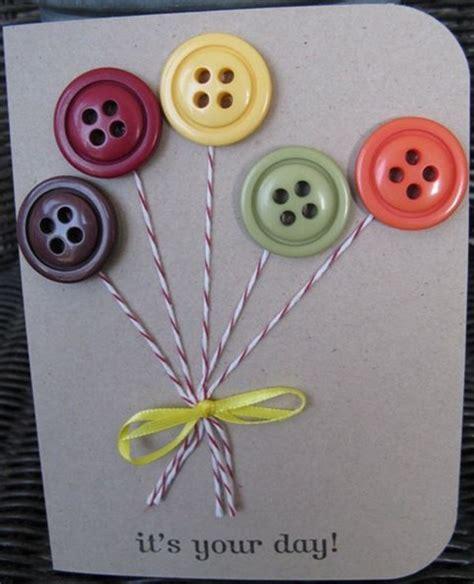 ideas to make a birthday card for a best friend 35 beautiful handmade birthday card ideas