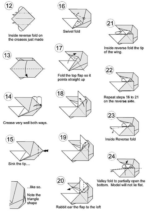 easy origami wars 14 best photos of computer paper origami step by step