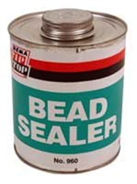 how to seal bead on tubeless tire rubber sealant deal