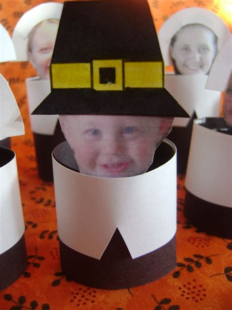 pilgrim crafts for thanksgiving pilgrim crafts made from