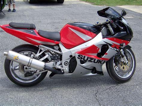 2001 Suzuki Gsxr by Buy 2001 Suzuki Gsxr 750 750 Sportbike On 2040 Motos