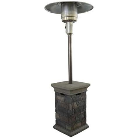 propane patio heaters home depot bond manufacturing corinthian envirostone 42 000 btu