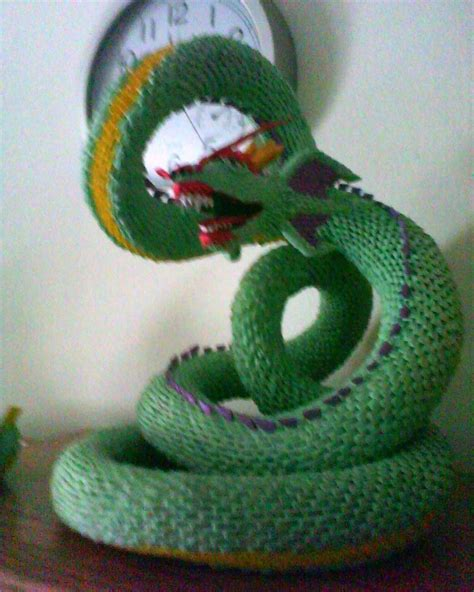 3d origami projects 3d origami serpent by dfoosdc on deviantart