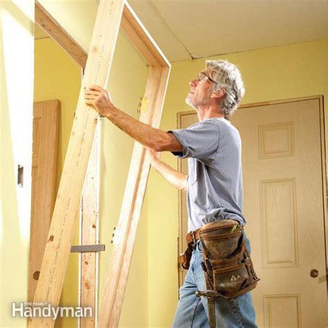 diy hanging door tips for hanging doors the family handyman