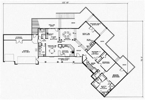 4 bedroom ranch floor plans new 4 bedroom ranch style house plans new home plans design