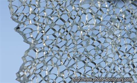 glass meaning shattered glass photo picture definition at photo