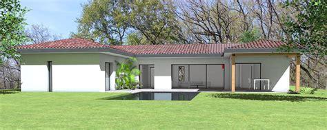 Maison D Architecte Contemporaine Plain Pied 2966 maison d architecte contemporaine plain pied photo de