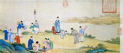 festival painting cina the festival in ancient paintings youlin