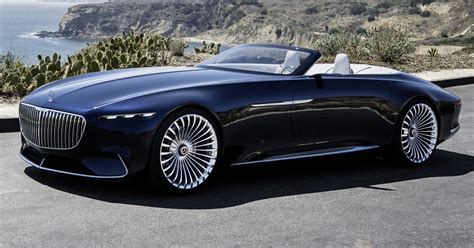 Mercedes Concept Car by Mercedes Debuts Concept With 30s Flair