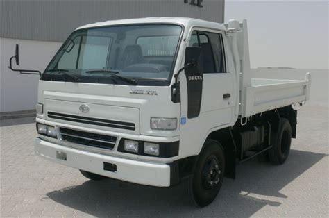 Daihatsu Delta by Review 1999 Daihatsu Delta Tipper Truck