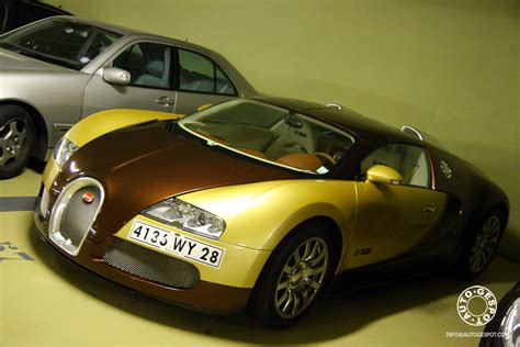 Bugatti Top Speed by Bugatti Veyron Quot Le Mans Quot Spotted In Monaco News Top Speed