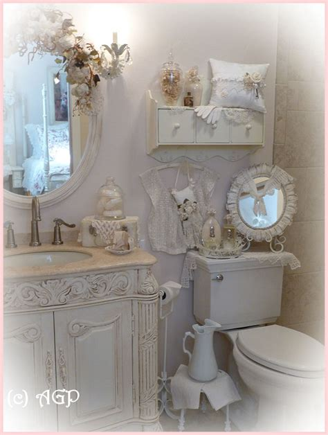 shabby chic cottage decor shabby cottage chic shelf and more bathroom makeover pics