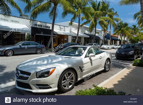 Mercedes Of The Palm Beaches mercedes roadster convertible worth avenue palm