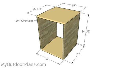 drill press storage cabinet drill press stand plans myoutdoorplans free