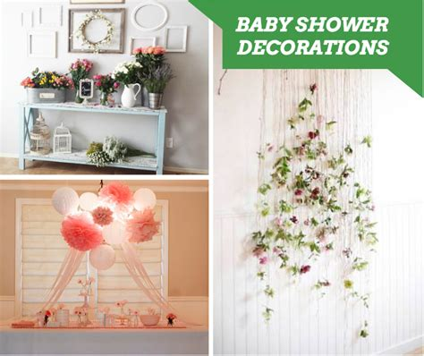 decoration ideas for baby shower 34 unique baby shower decoration ideas cheekytummy