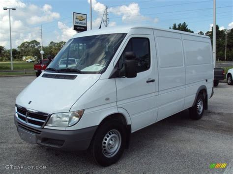 2006 Dodge Sprinter by 2006 Arctic White Dodge Sprinter 2500 Cargo 30158472