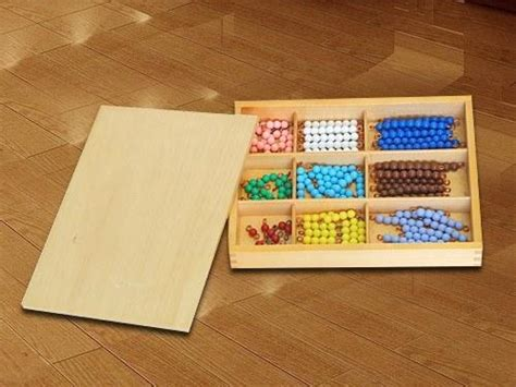 montessori bead stair montessori bead stair 1 righttolearn sg