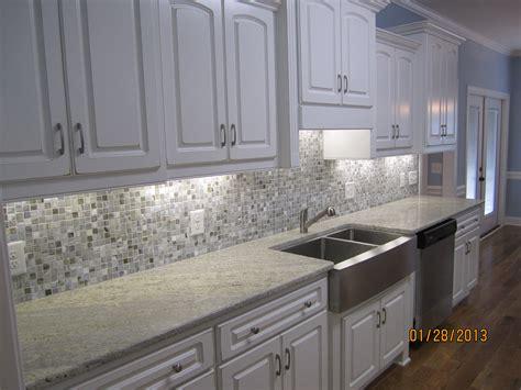 white kitchen cabinets gray granite countertops image result for cabinets grey glass backsplash grey