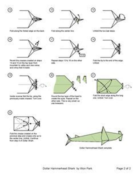 dollar origami shark 102 best images about free schematics on colt