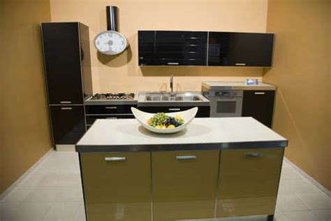 small modern kitchen cabinets d reposteros para cocinas peque 241 as 161 soluciones ideales